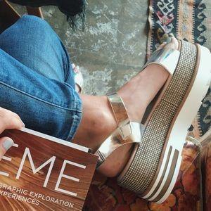 FREE PEOPLE Platform Sandal